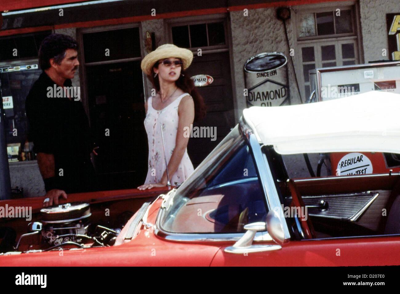 Der Psychopath  Maddening,  Burt Reynolds, Mia Sara Cassie (Mia Sara) fuehlt sich von ihrem Mann vernachlaessigt. - Stock Image