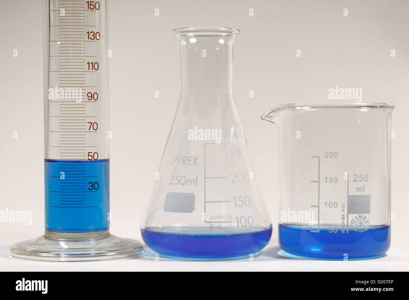 Image result for graduated cylinders and beakers