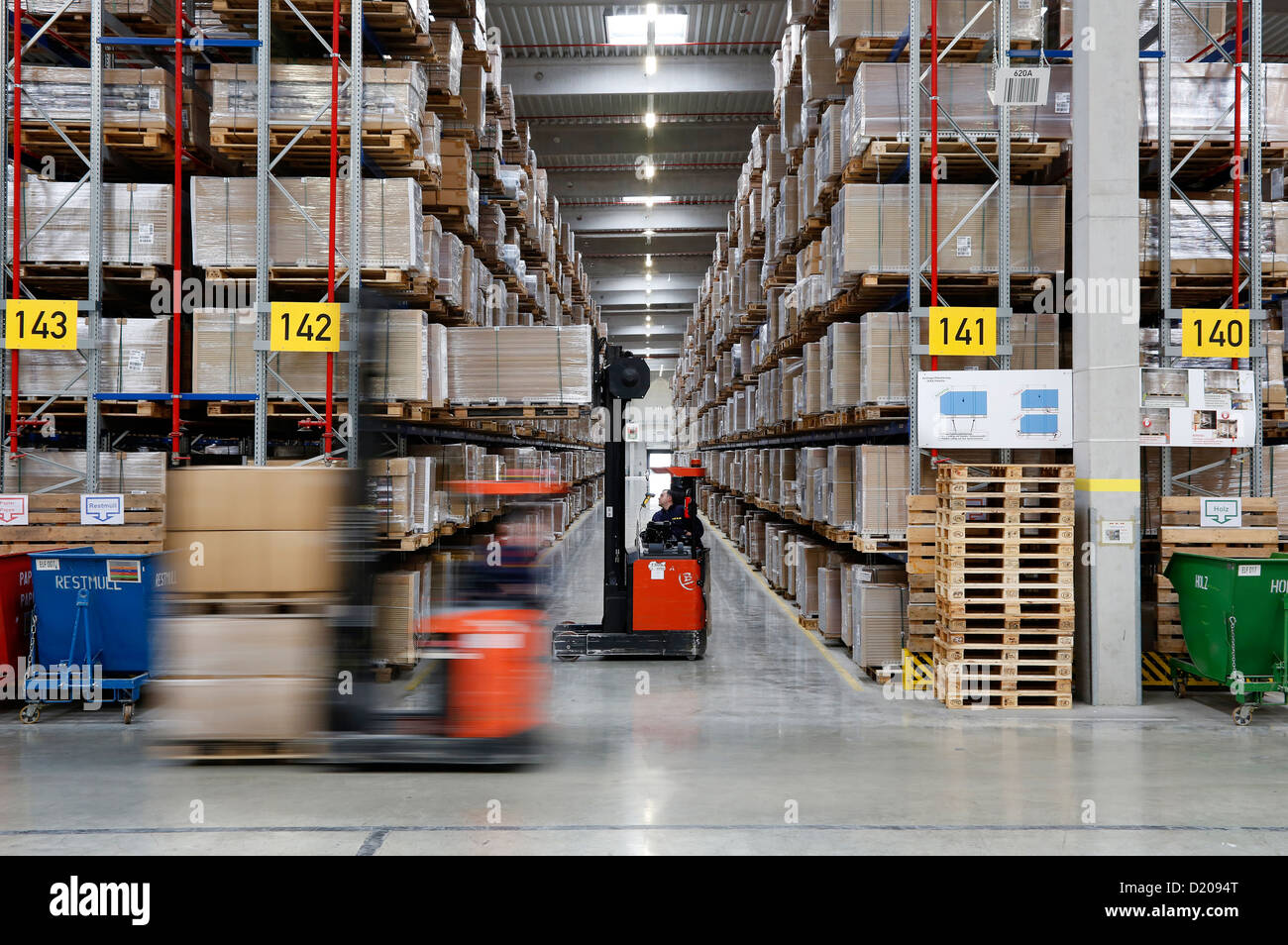 Dortmund Germany Ikea Distribution Center Dortmund Ellinghausen