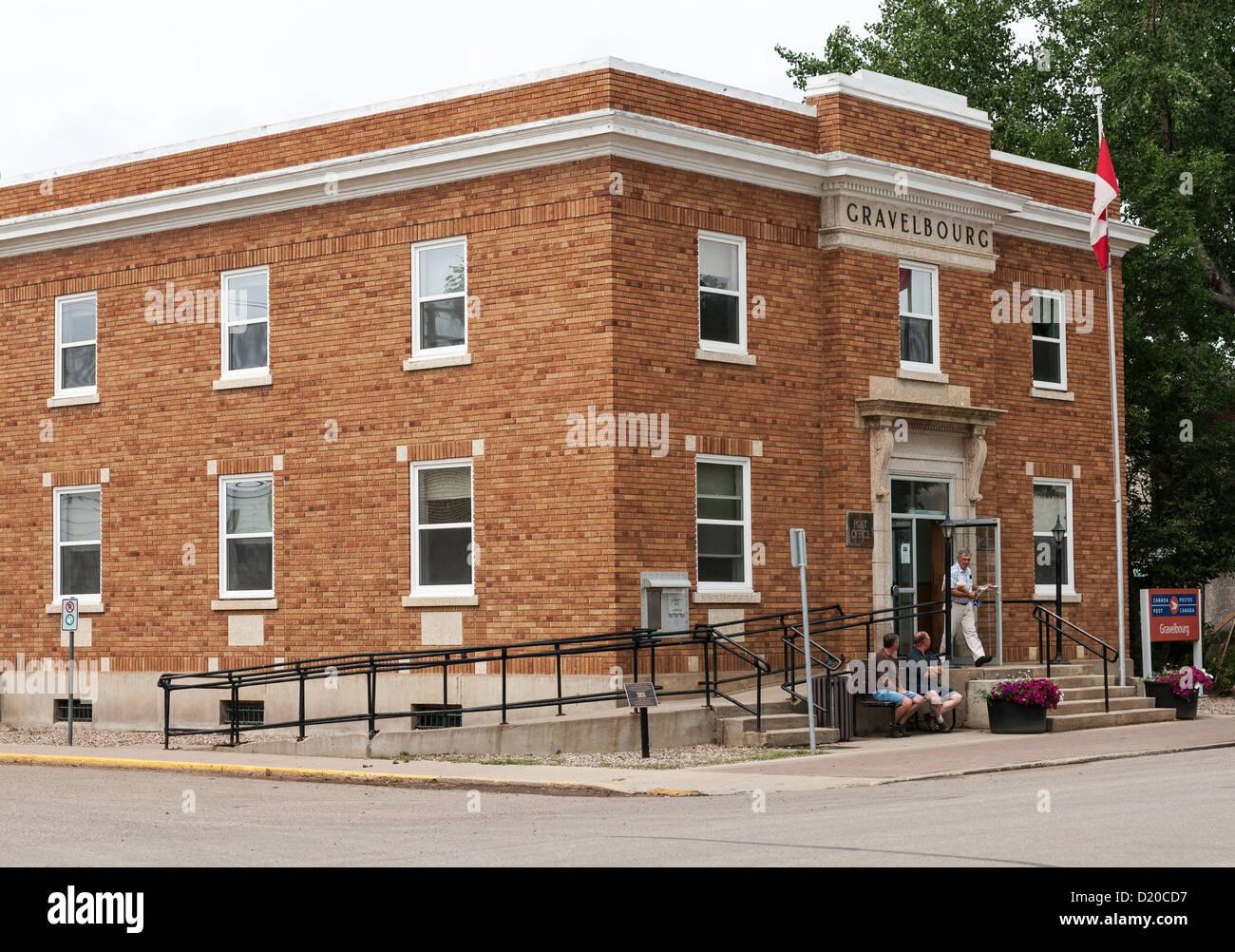 Granville Island Post Office