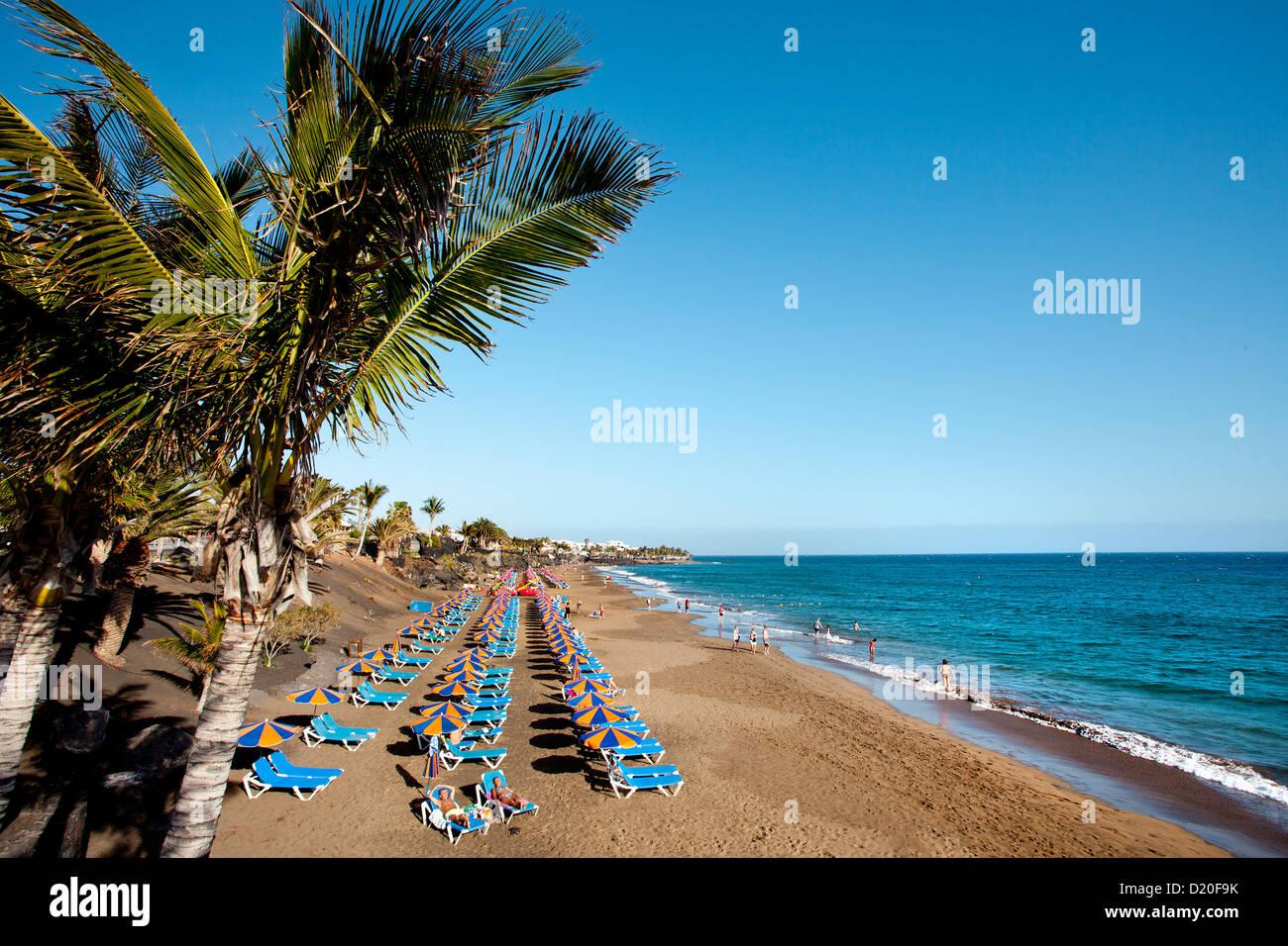 Playa Del Carmen Lanzarote