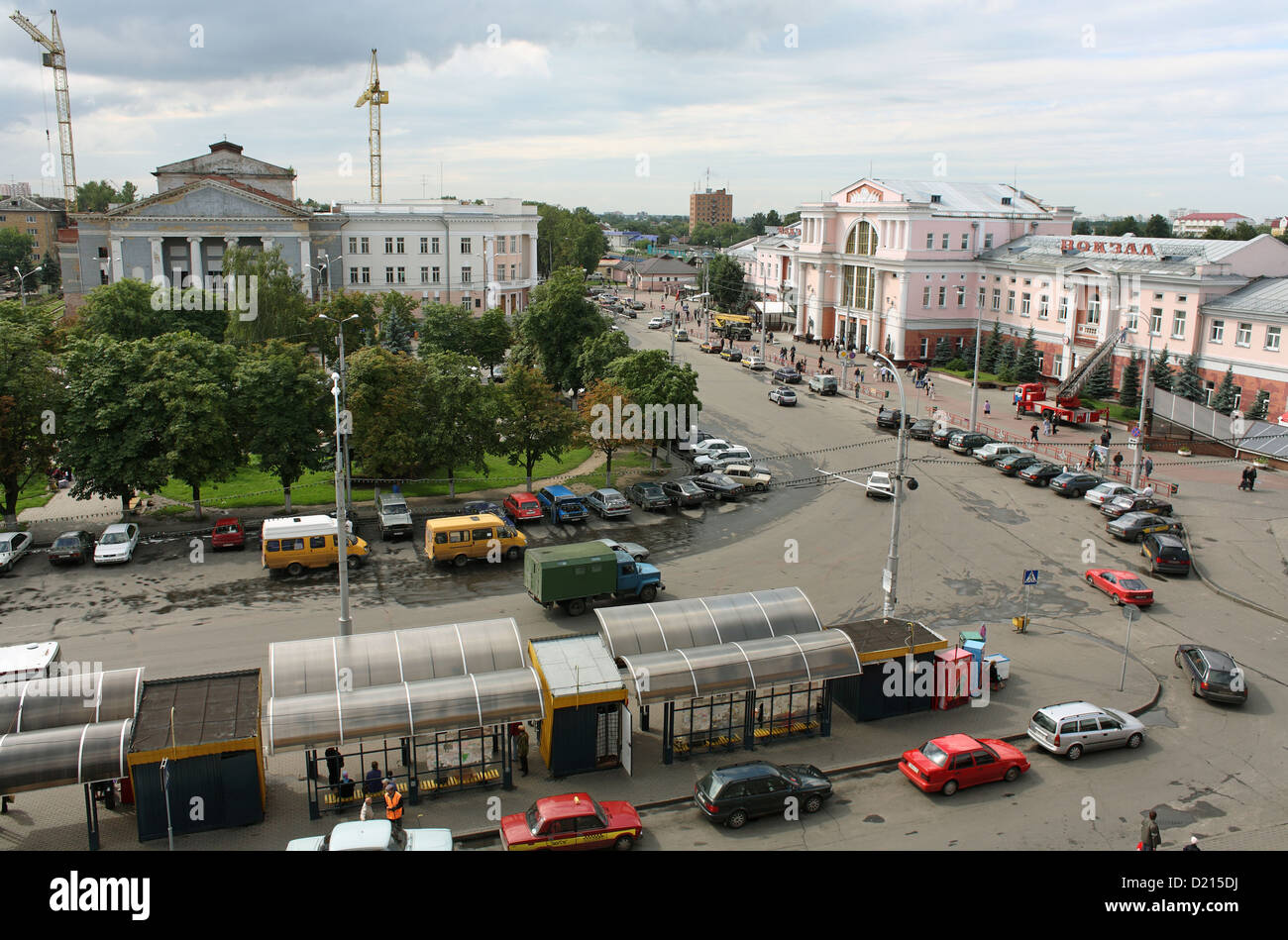 Where is the city of Gomel
