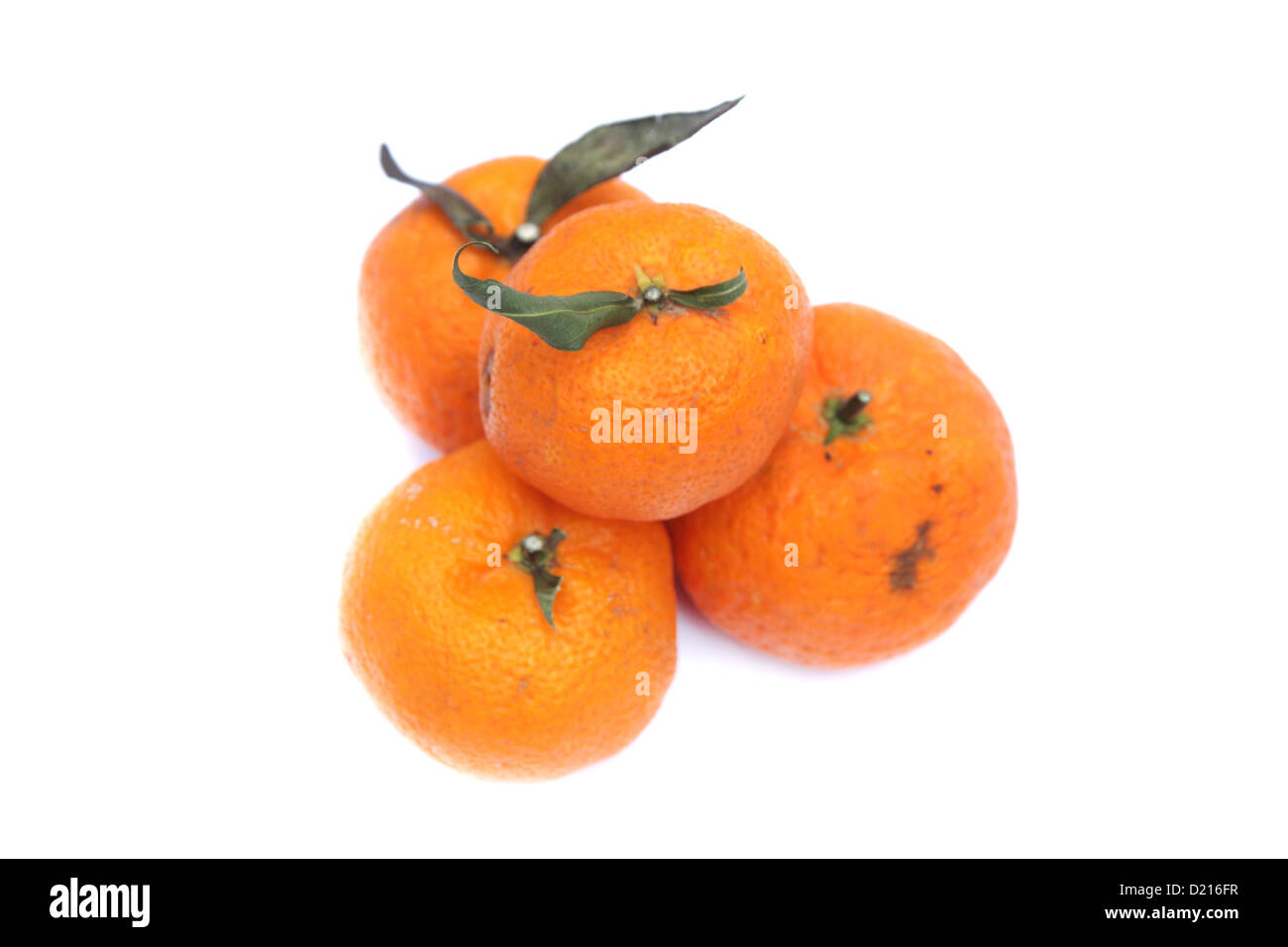 Chinese oranges - Stock Image