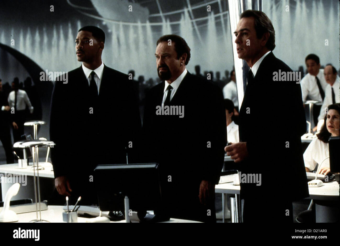 Men In Black Men In Black Agent J Will Smith Agent Z Rip