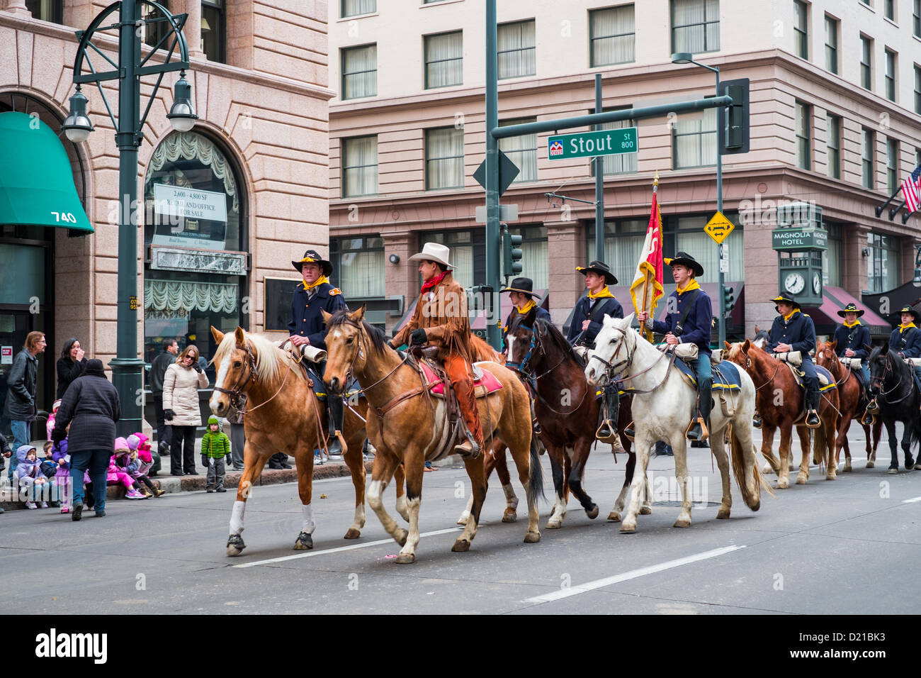 Stock Show 2020.Denver Kicks Off The 107th Annual National Western Stock