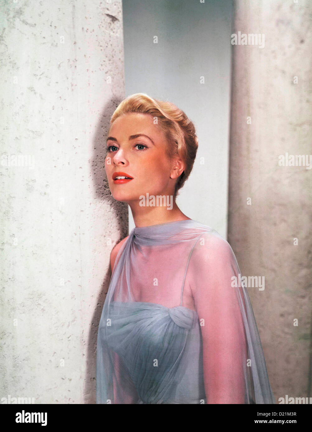 TO CATCH A THIEF 1955 Paramount film with Grace Kelly - Stock Image