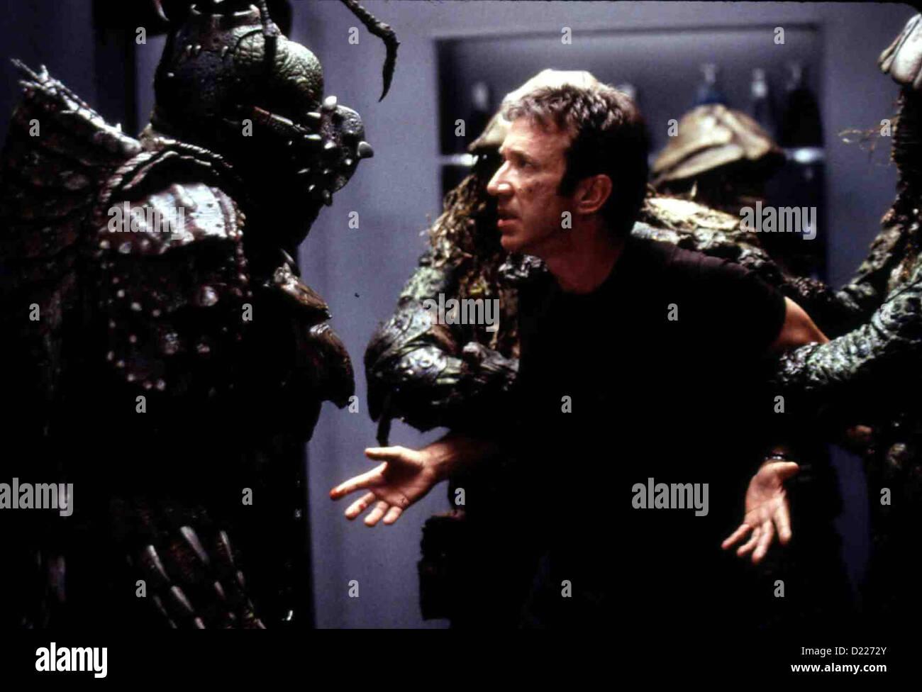Galaxy Quest - Planlos Durchs Weltall   Galaxy Quest   Tim Allen *** Local Caption *** 1999  DreamWorks - Stock Image