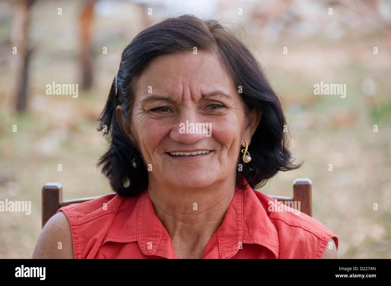 old brazilian woman stock photo: 52909941 - alamy