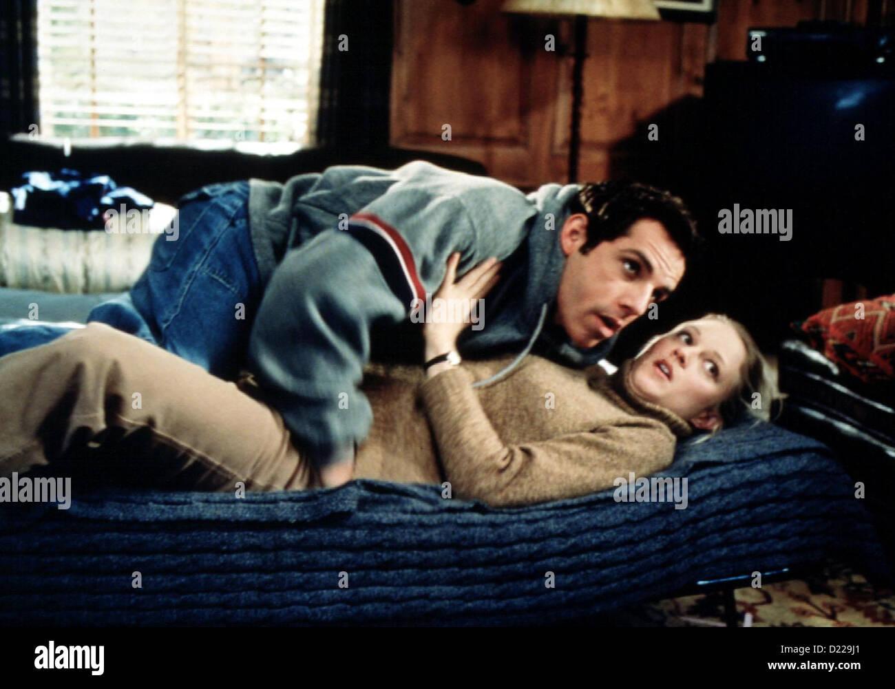 Meine Braut, Ihr Vater Und Ich  Meet Parents  Ben Stiller, Tery Polo Greg Focker (Ben Stiller) moechte seiner Freundin - Stock Image