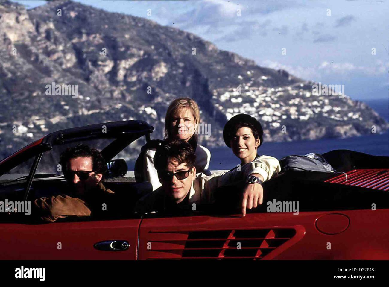 Nur Fuer Dich - Only You  Only You  Joaquim de Almeida, Bonnie Hunt, Robert Downey Jr., Marisa Tomei Gemeinsam mit - Stock Image