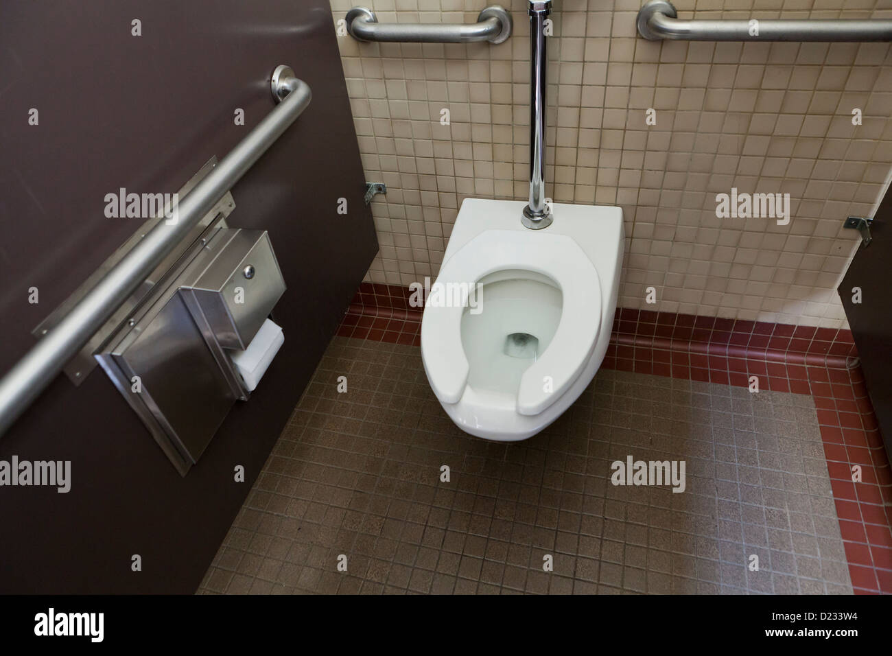 Disabled Access Public Toilet