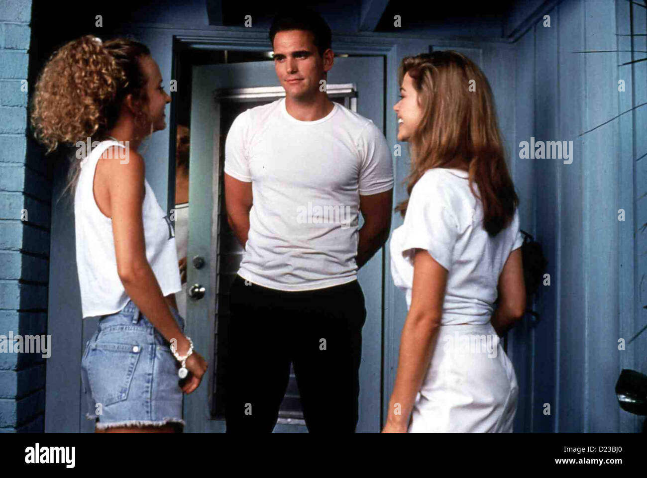 Wild Things  Wild Things  ?, Sam Lombardo (Matt Dillon), Kelly Van Ryan (Denise Richards) *** Local Caption *** - Stock Image