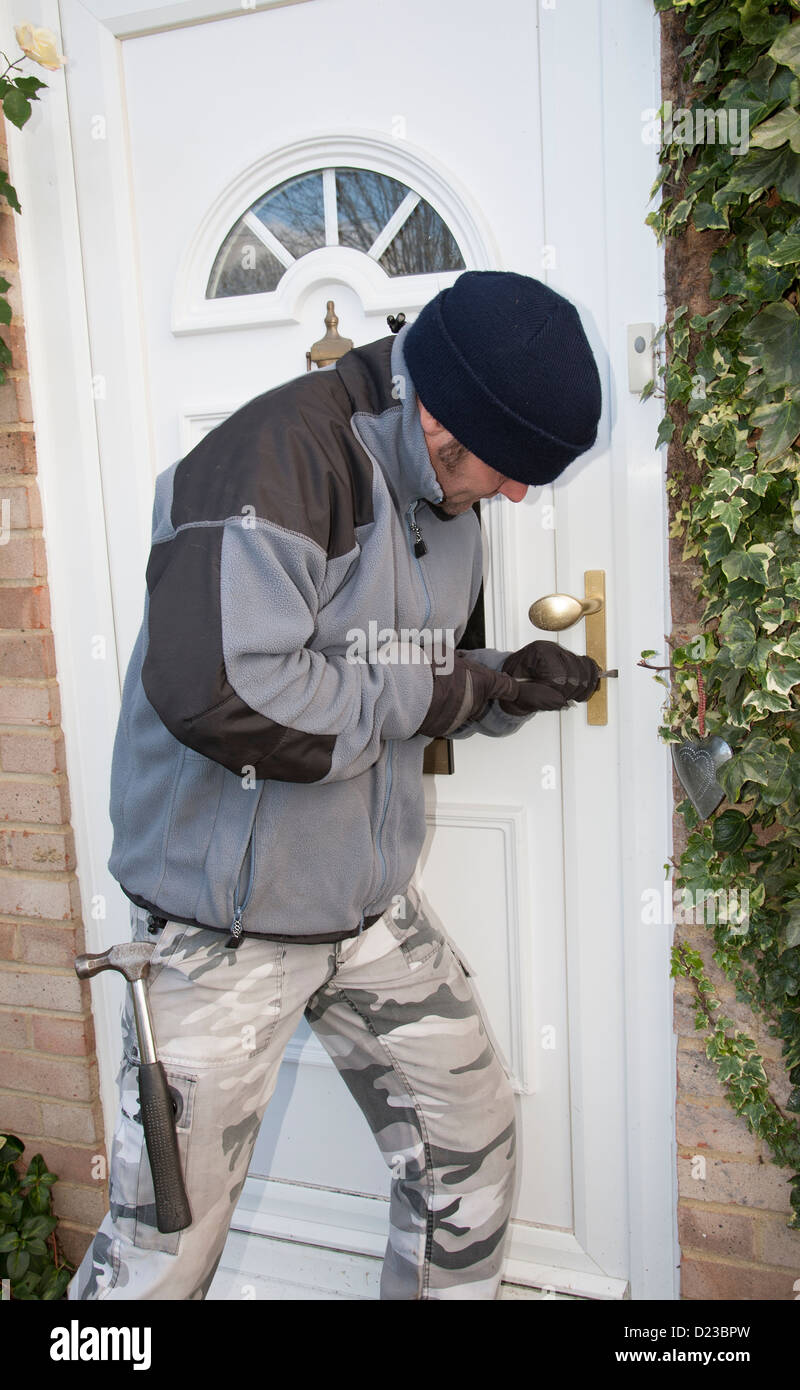 Forced Entry Door Stock Photos Amp Forced Entry Door Stock