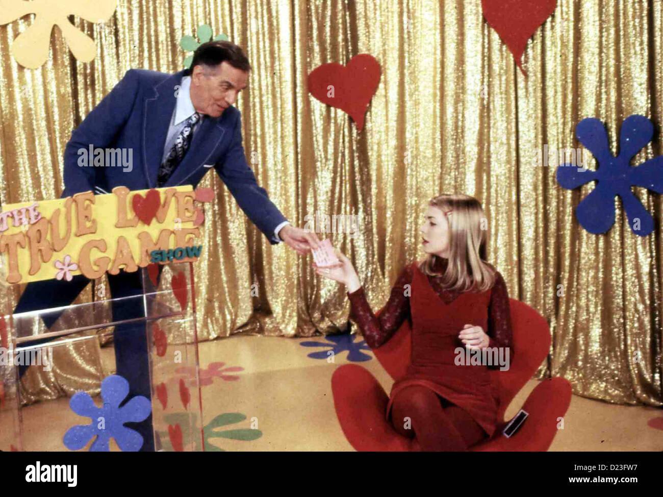 Sabrina - Total Verhext! Der Erste Kuss  Sabrina Teenage Witch: First Kiss  Peter Marshall, Melissa Joan Hart Nur - Stock Image