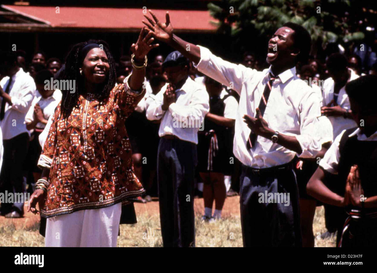 sarafina theme song