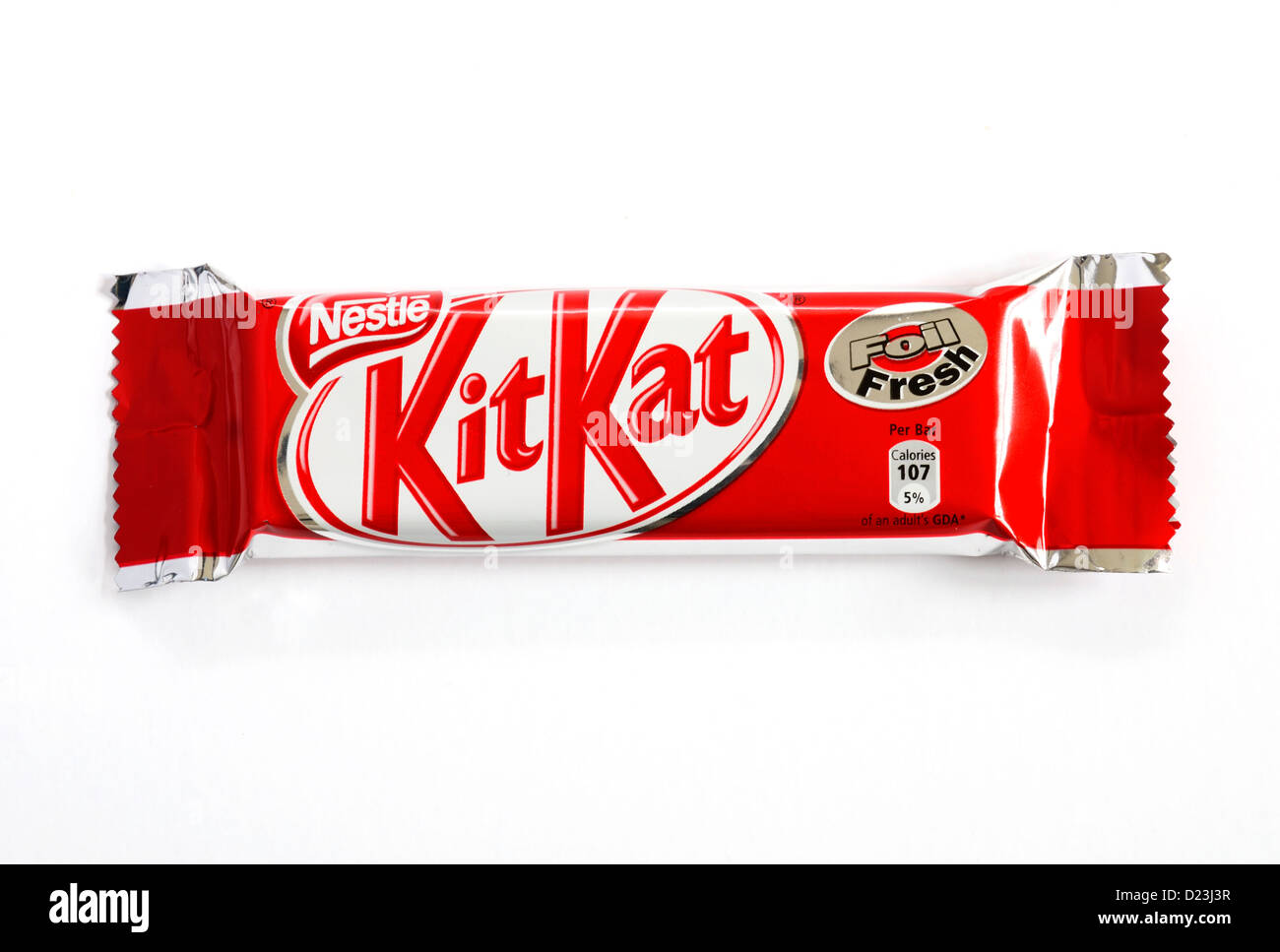 a kitkat choclate snack bar - Stock Image