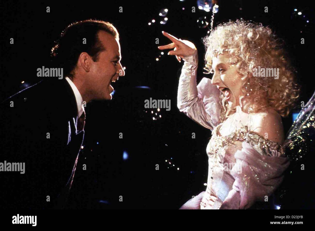 Die Geister, Die Ich Rief... Scrooged Bill Murray, Carol Kane Der ...
