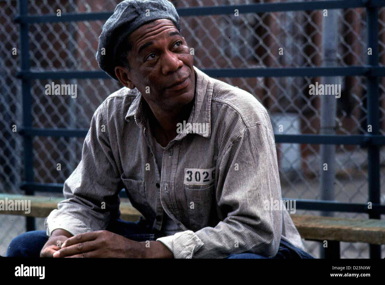 mise en scene in shawshank redemption Analysis of the scene will focus on the following: camera distance, angle and  movement music and sound mise en scene (lighting, costume, prop.
