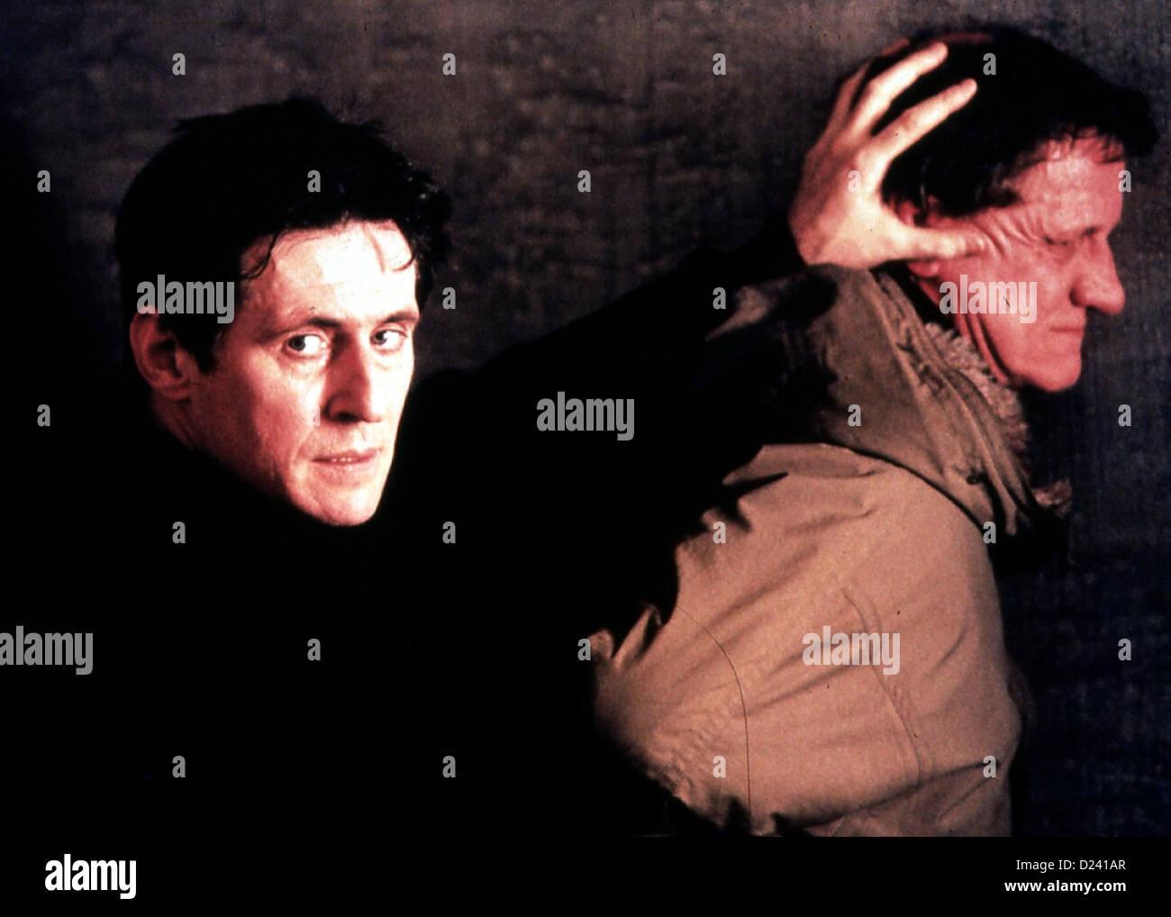 Fraeulein Smillas Gefuehl Fuer Schnee  Smilla's Sense Snow  Gabriel Byrne, Mathew Marsh Der Mechaniker (Gabriel Stock Photo