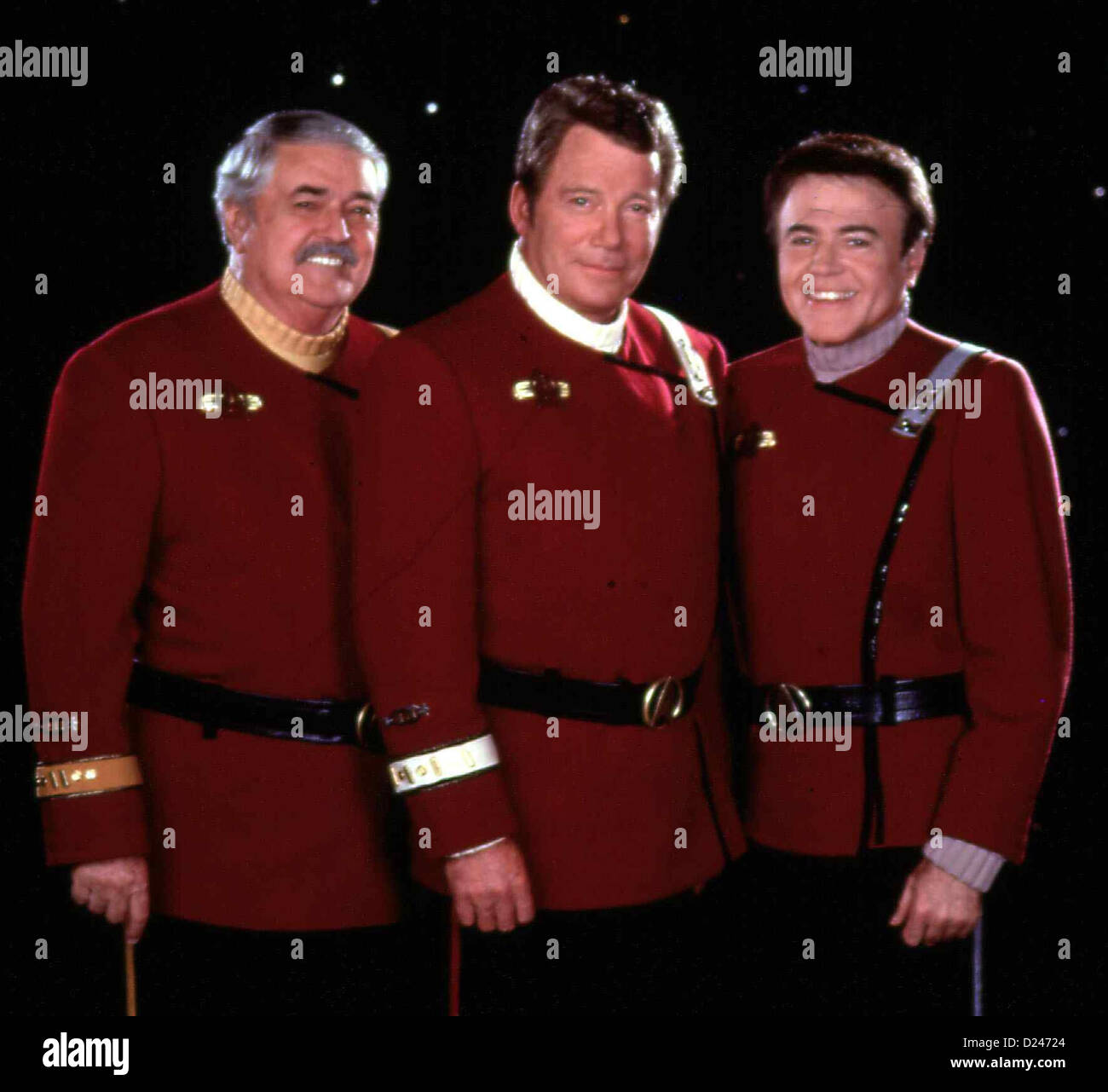 Watch James Doohan video