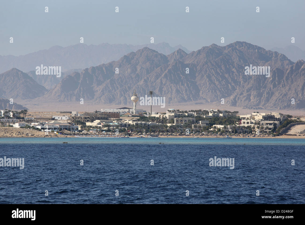 The Red Sea, Sharm El Sheikh, Egypt - Stock Image