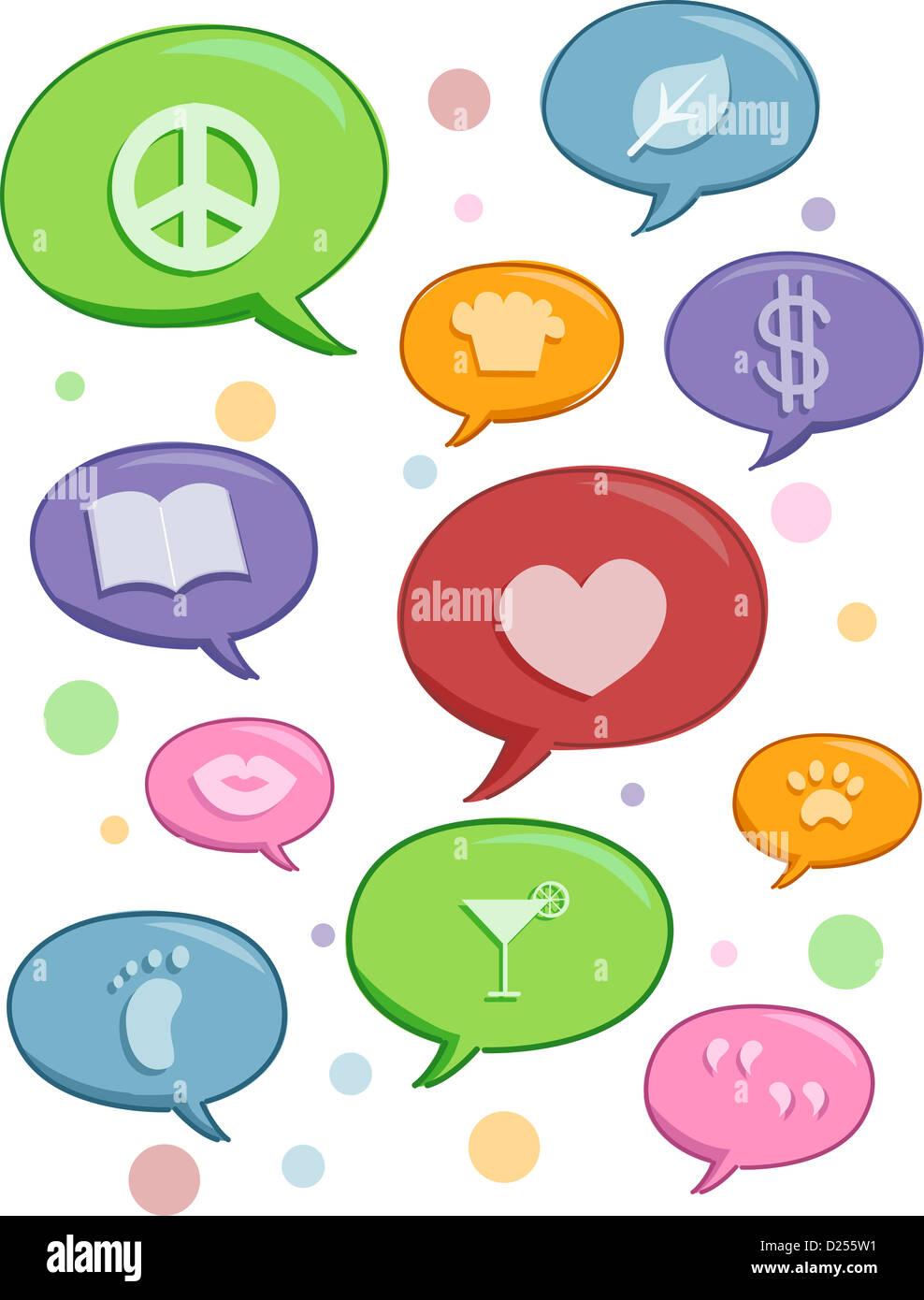 different topics for speech