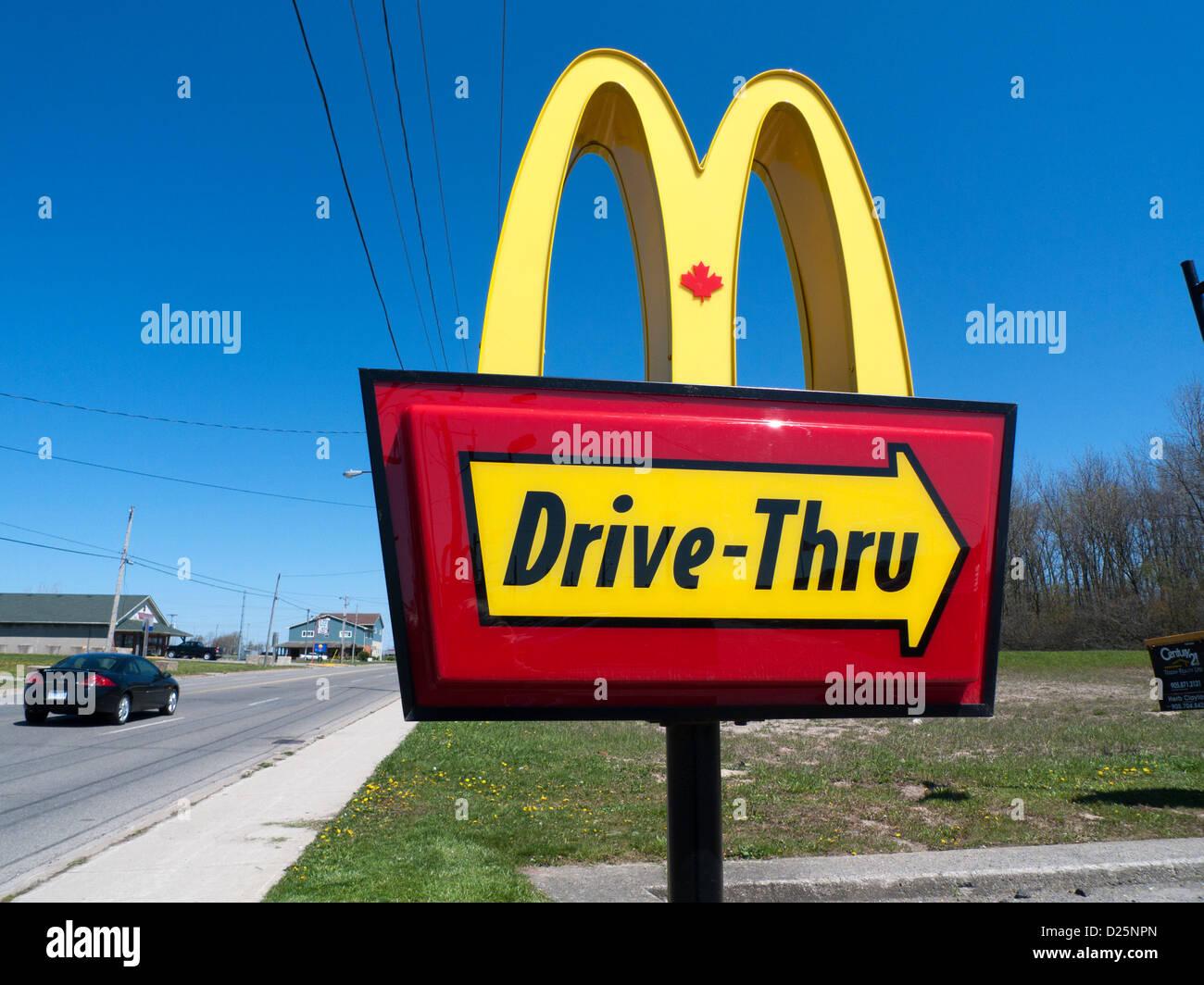 Drive In Restaurant Ontario
