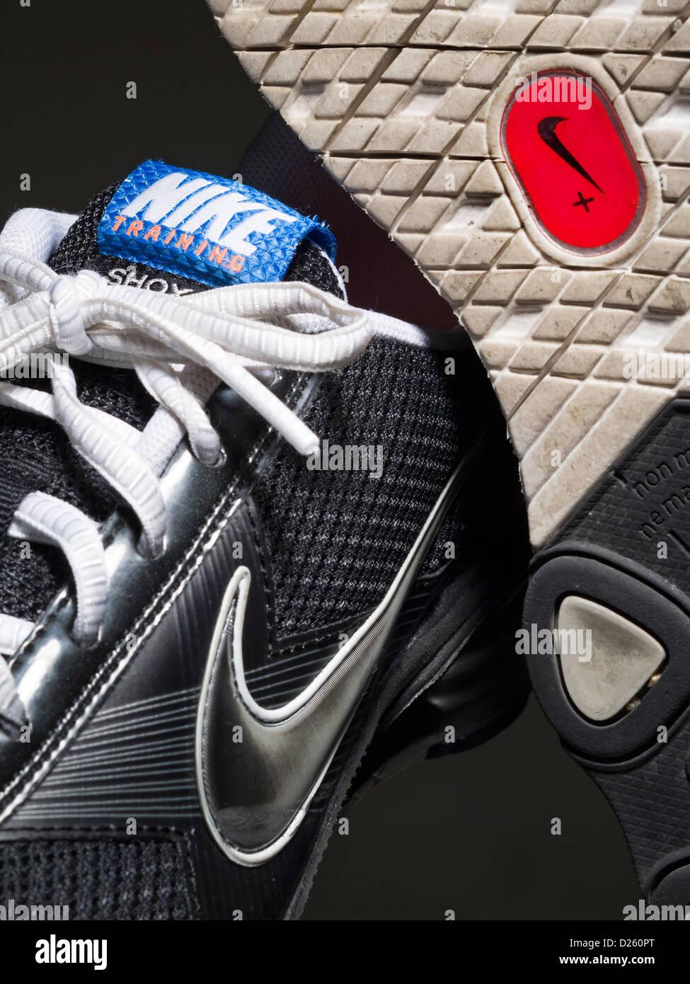 Nike Running Sneakers With Nike+ Sensor