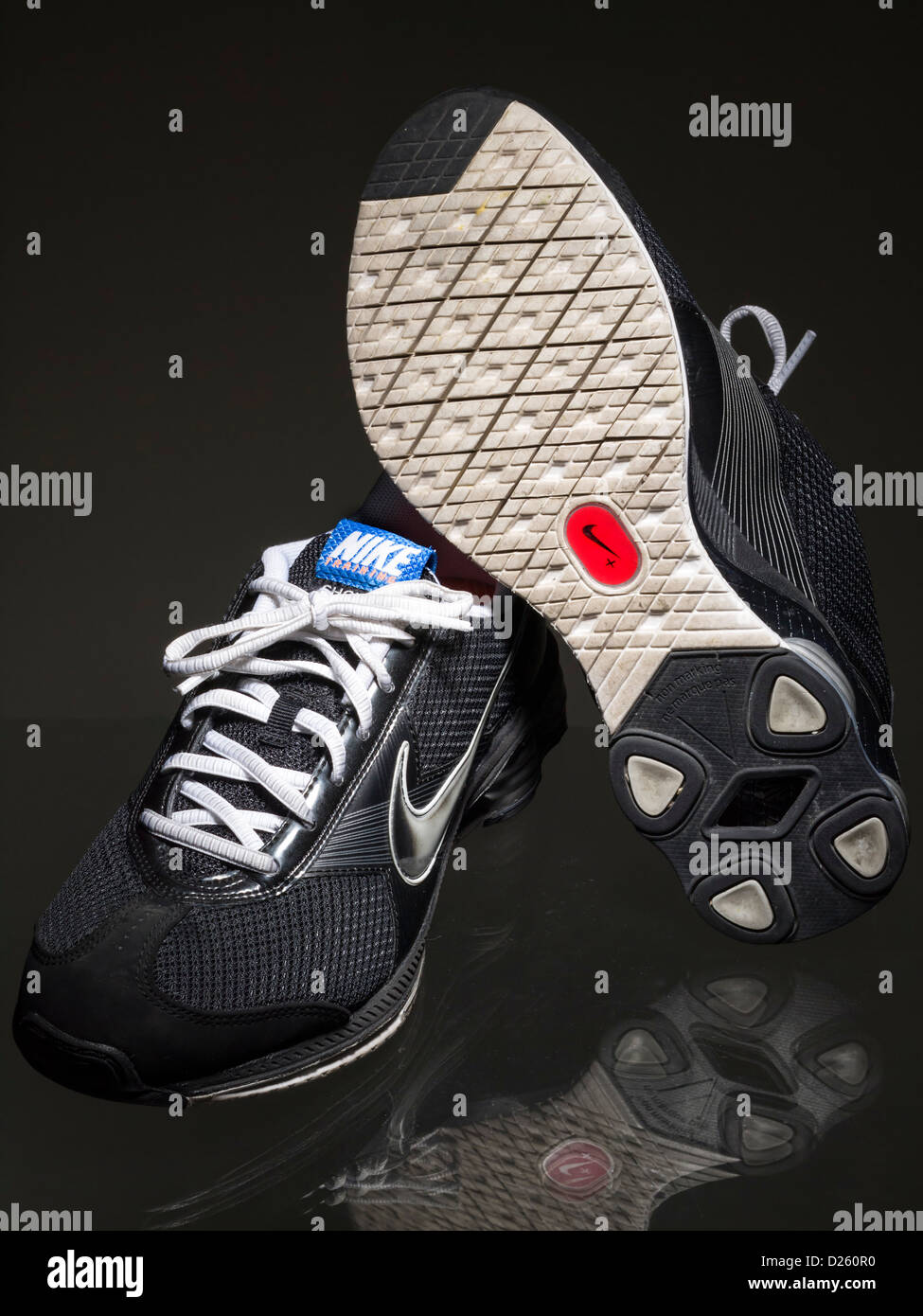 Nike PhotosBlack Shoe Nike Sole Black Stock Running 4R35AjqL