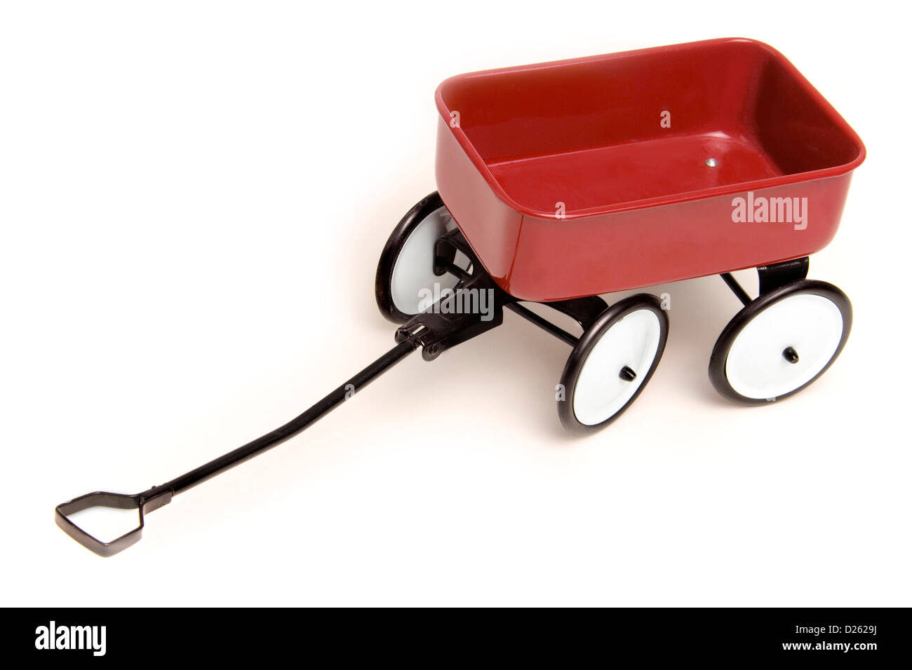 Little Red Wagon High Resolution Stock Photography And Images Alamy