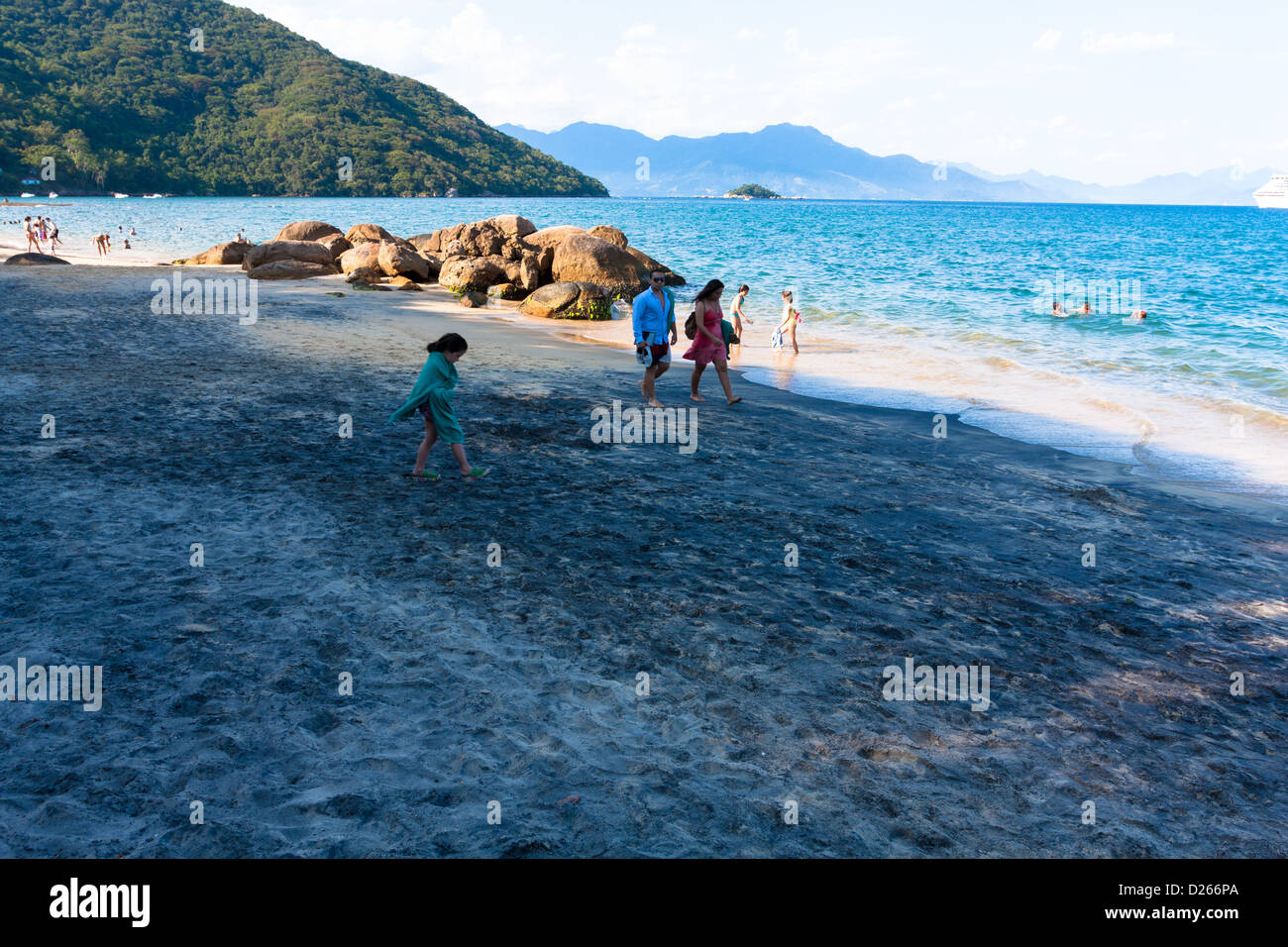 Praia Preta Ilha Grande
