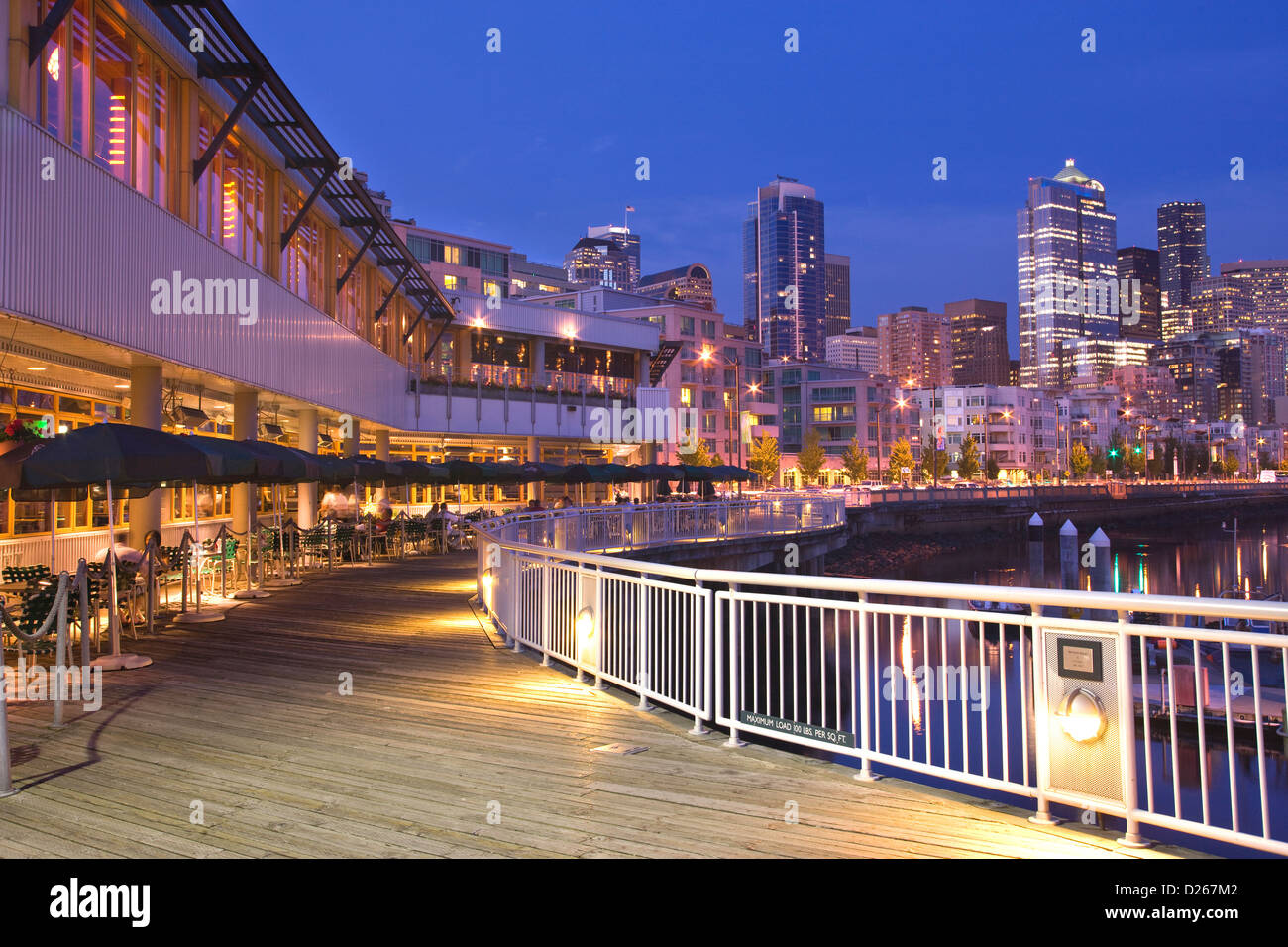 Outdoor Restaurants Pier 66 Bell Street Marina Elliot Bay Downtown
