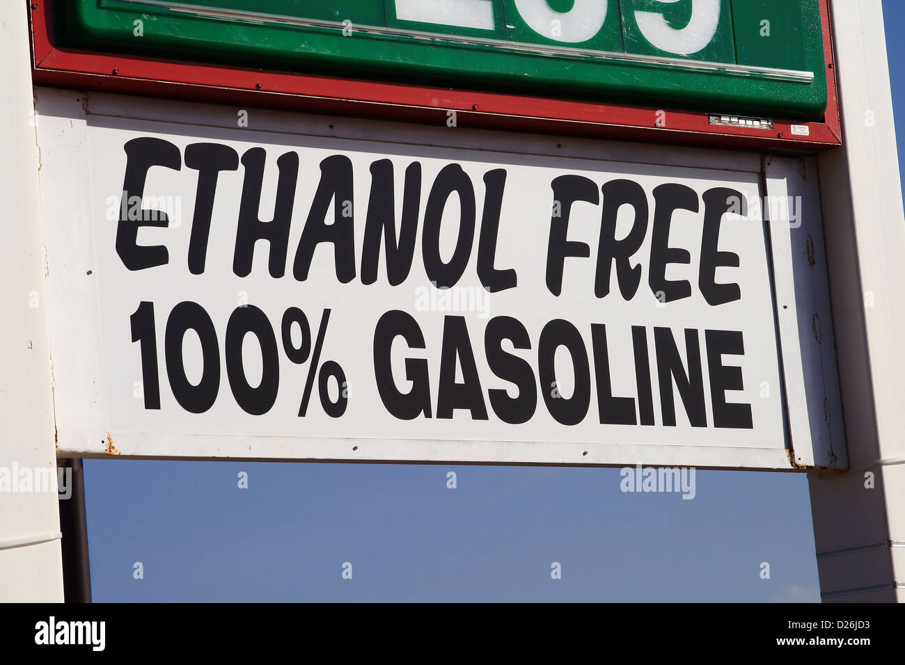Gas Ad Stock Photos & Gas Ad Stock Images - Alamy