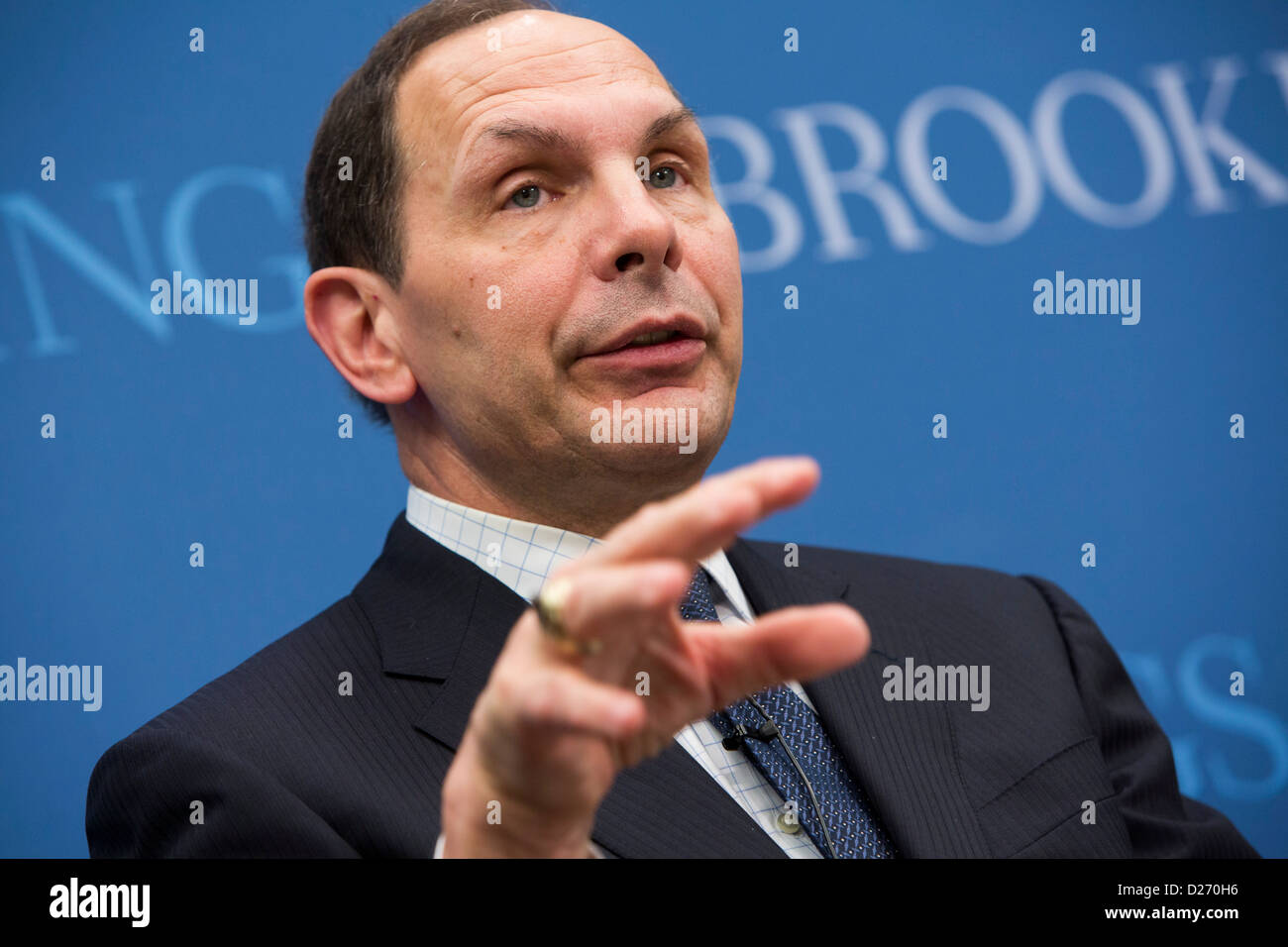 Robert McDonald, Chairman, President and CEO of Procter & Gamble.  - Stock Image