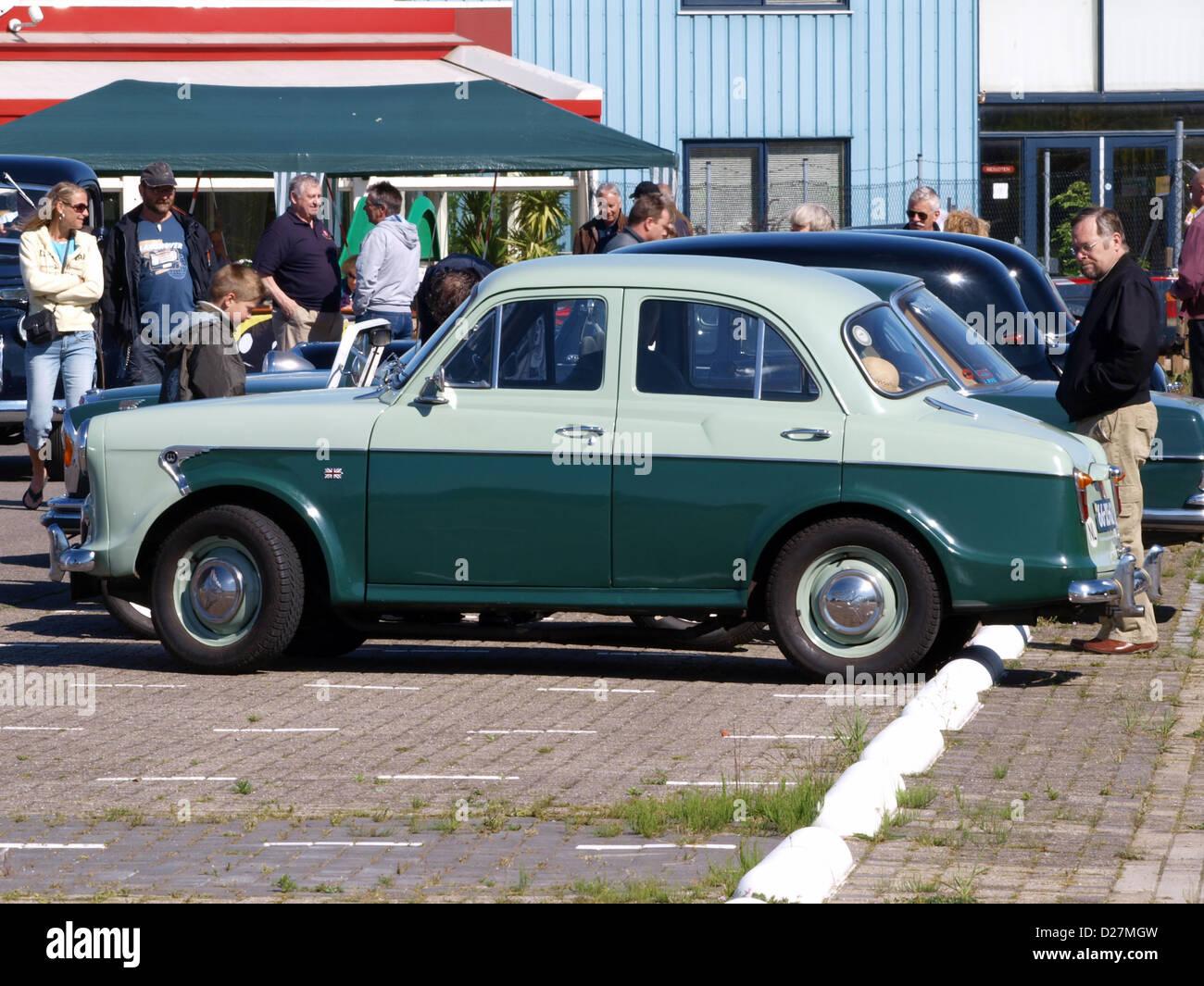1960 Wolseley 1500 Mk I - Stock Image