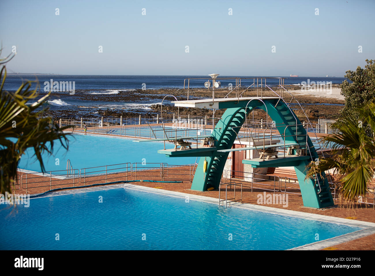 Seapoint Swimming Pool Cape Town South Africa Stock Photo 53031362 Alamy
