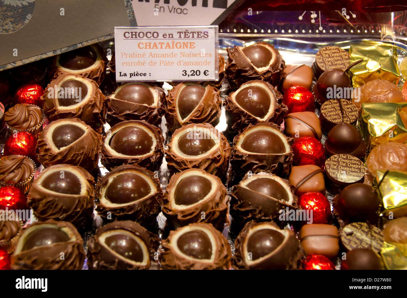 Colmar Christmas Market.France Alsace Colmar Christmas Market In The Historic