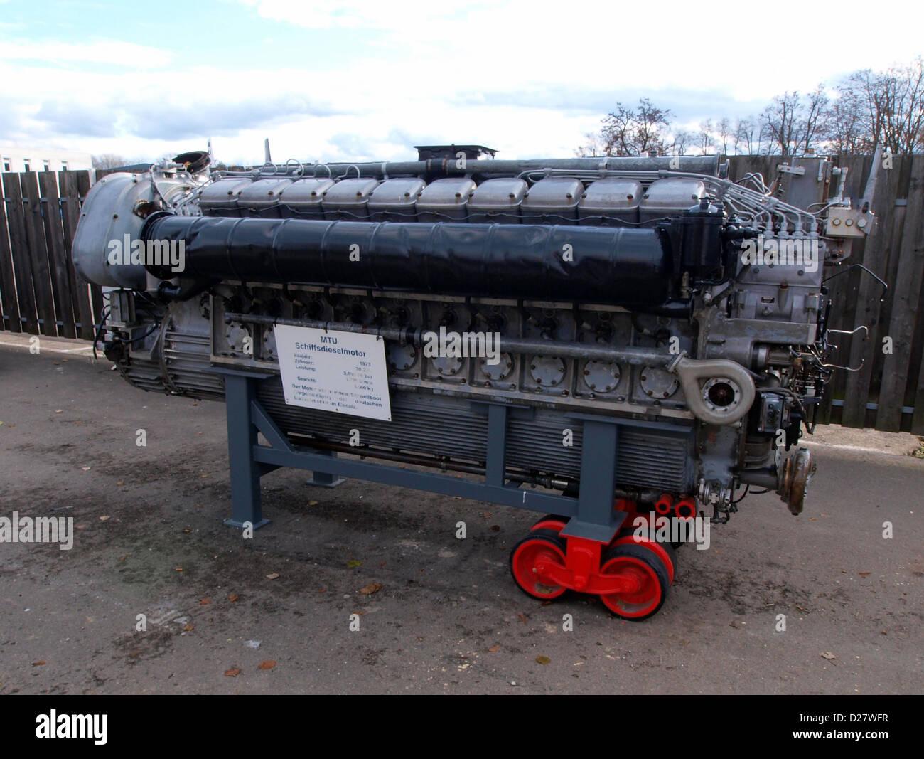 Mtu Engine Stock Photos & Mtu Engine Stock Images - Alamy
