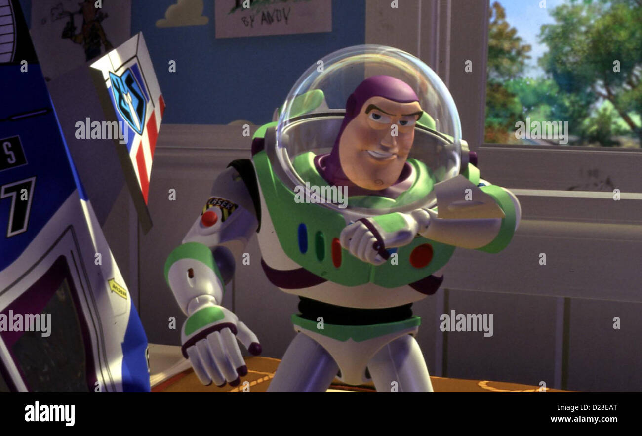 Toy Story   Toy Story   Szene *** Local Caption *** 1995  Walt Disney - Stock Image