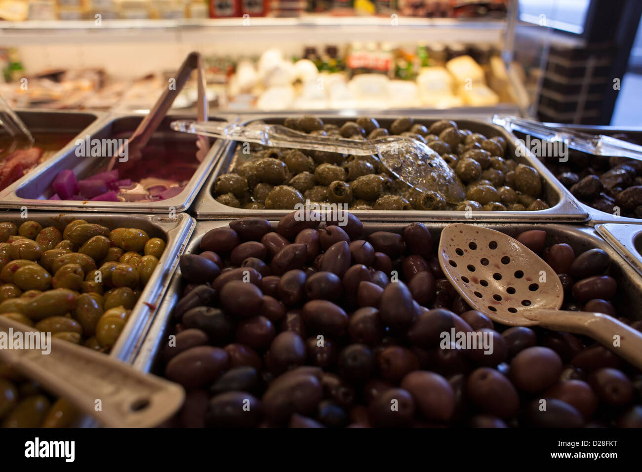 Refrigerated Display Case Stock Photos & Refrigerated Display Case ...