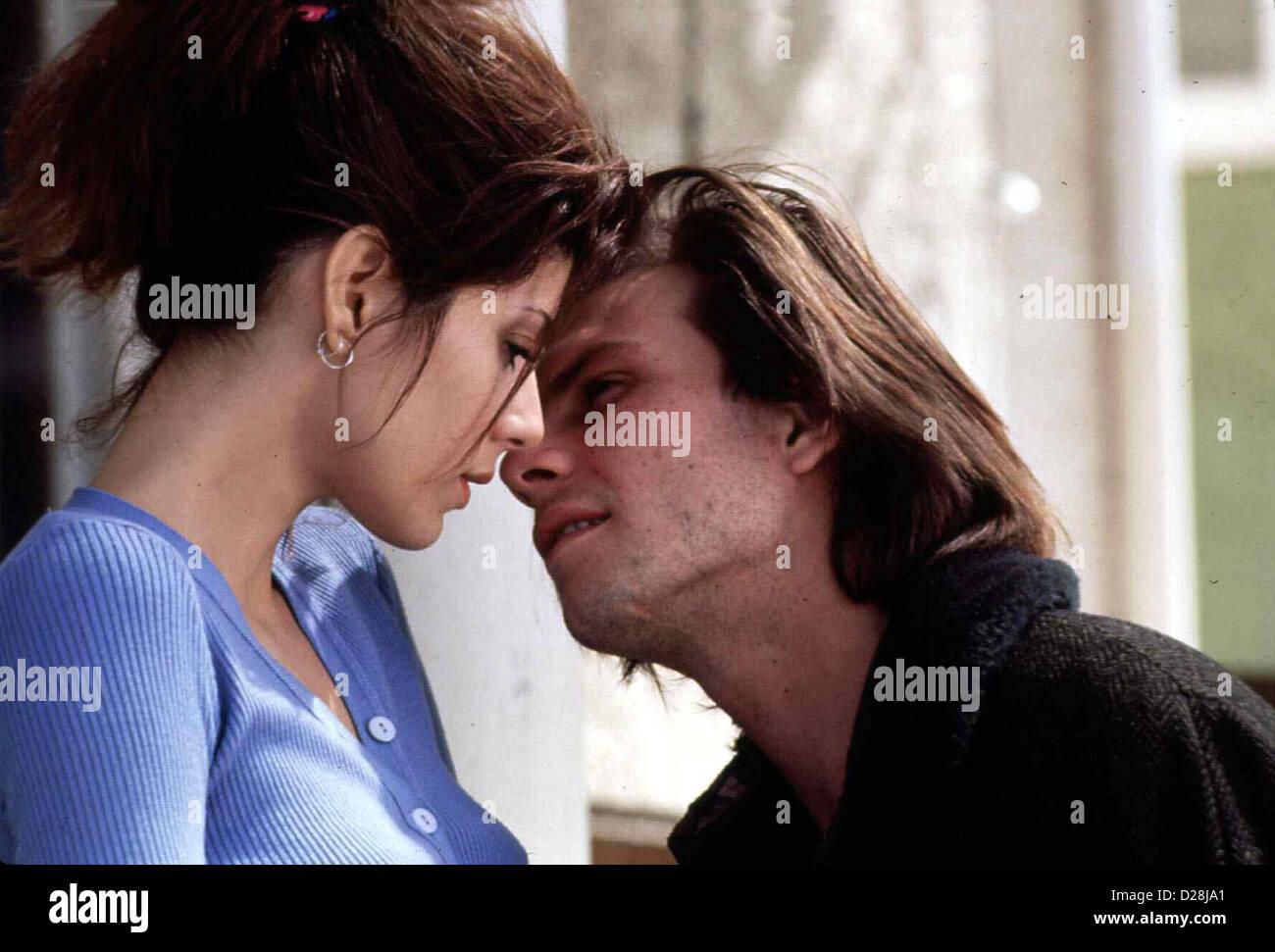 Real Love  Untamed Heart  Marisa Tomei, Christian Slater Als Caroline (Marisa Tomei), die als Kellnerin arbeitet, - Stock Image