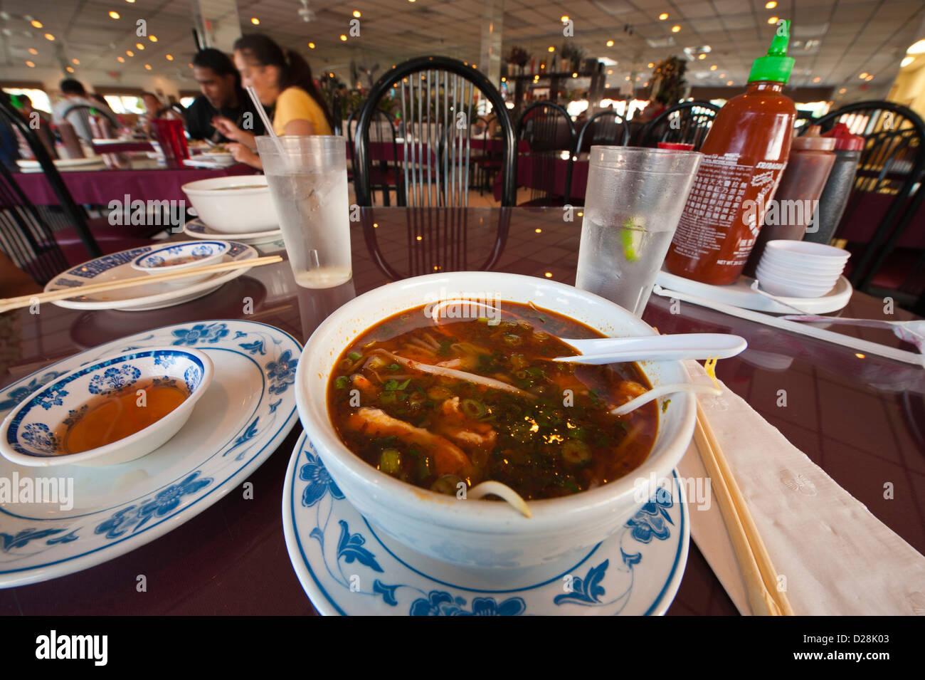 Usa Florida Pho 88 Vietnamese Restaurant Orlando Florida