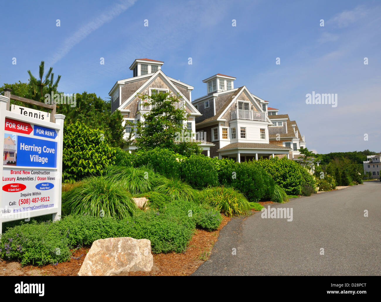 Houses For Sale On Cape Cod, Massachusetts, USA