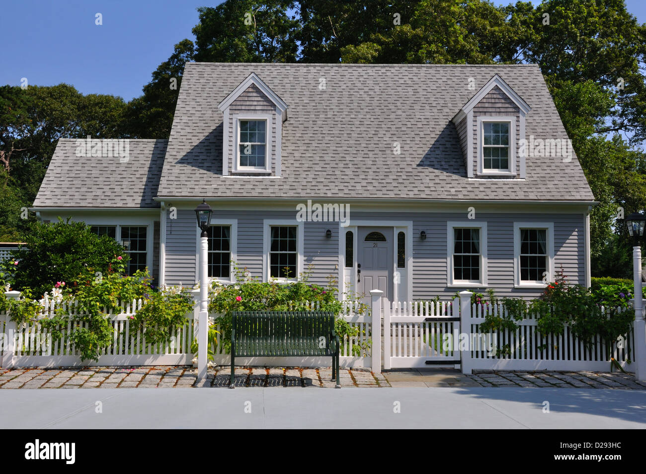 cape cod style house stock photos cape cod style house stock
