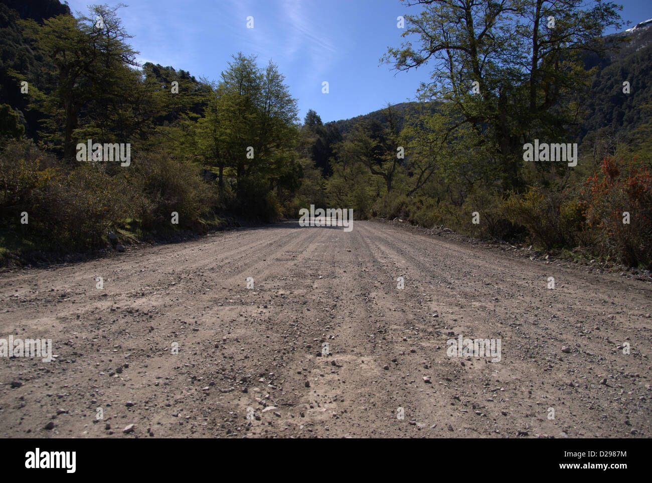 Roads - Stock Image