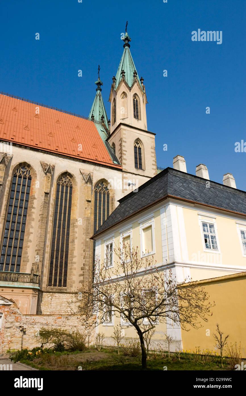 Kromeriz, Czech Republic - Stock Image