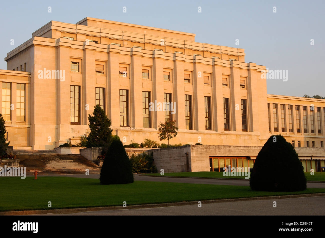 League Of Nations Geneva Stock Photos & League Of Nations ...