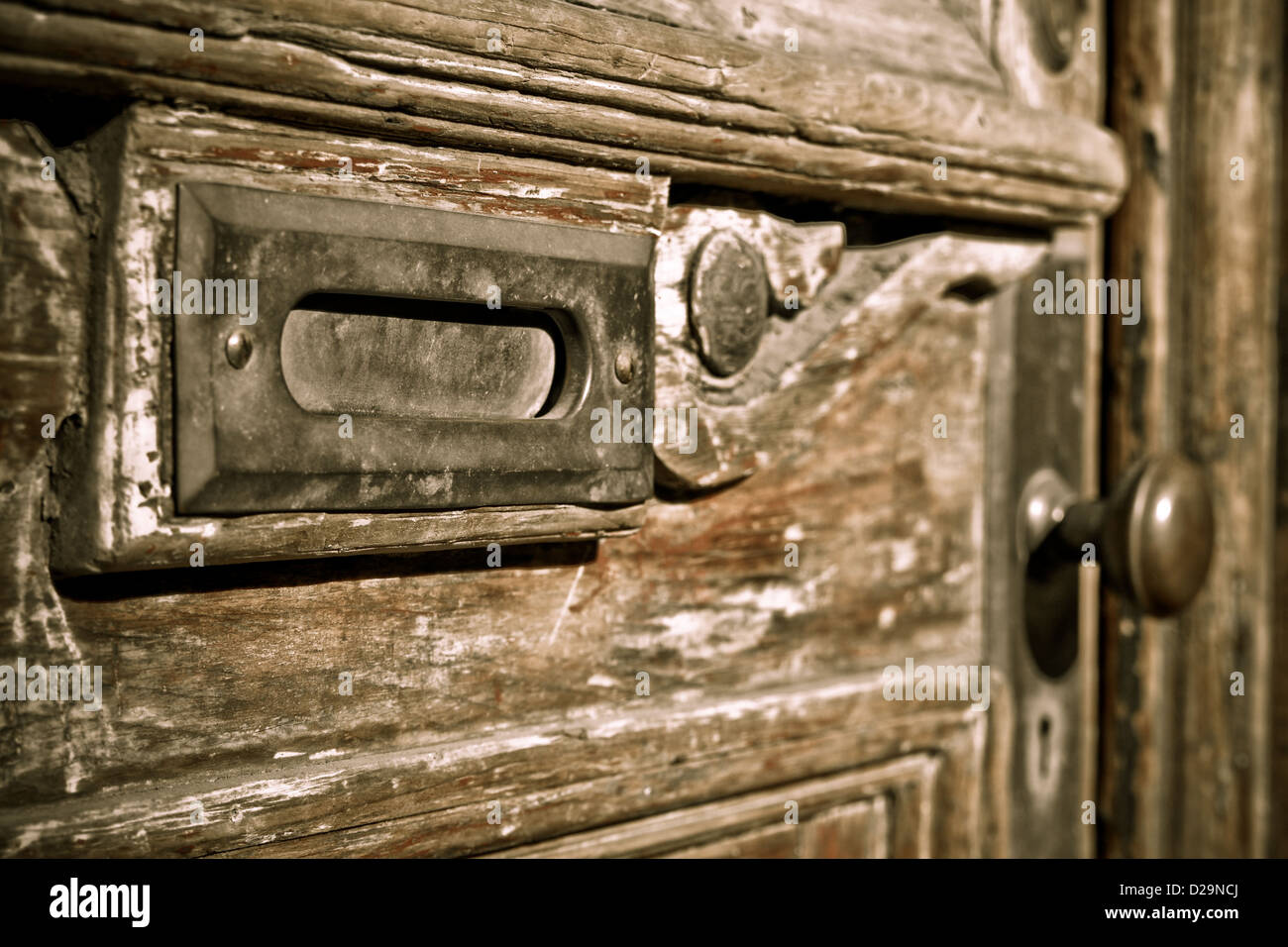 Mail box - Stock Image