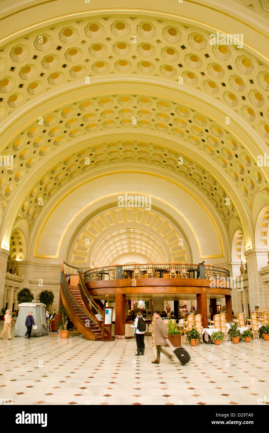 Washington, D.C., Union Station - Stock Image