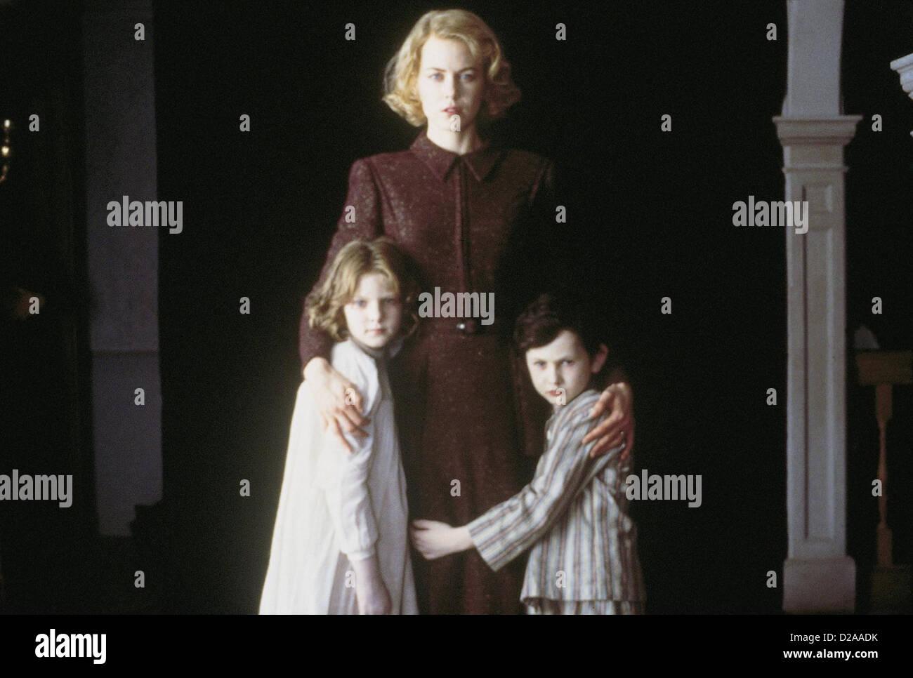 The Other Otros Los Alakina Mann Nicole Kidman James Bentley